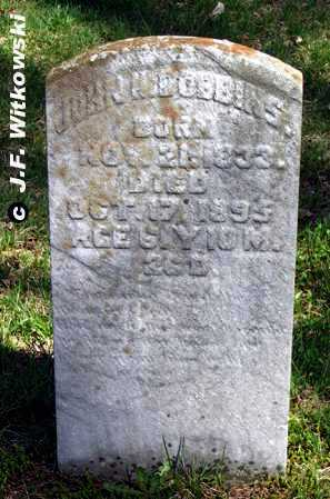 DOBBINS, JOHN H. - Washington County, Ohio | JOHN H. DOBBINS - Ohio Gravestone Photos