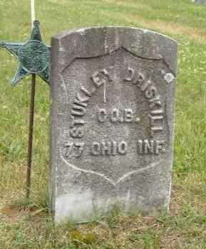 DRISKILL, STUKLEY - Washington County, Ohio   STUKLEY DRISKILL - Ohio Gravestone Photos