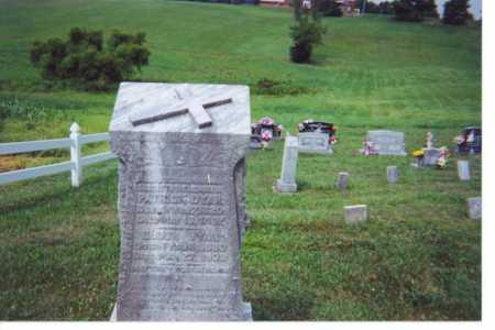 DYAR, PATRICK - Washington County, Ohio   PATRICK DYAR - Ohio Gravestone Photos
