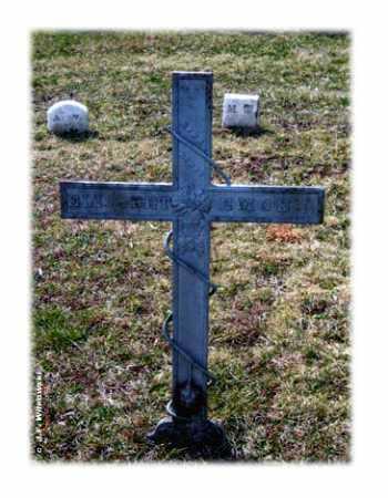 "THOMPSON EMGE, ELIZABETH A. ""LIZZIE"" - Washington County, Ohio | ELIZABETH A. ""LIZZIE"" THOMPSON EMGE - Ohio Gravestone Photos"