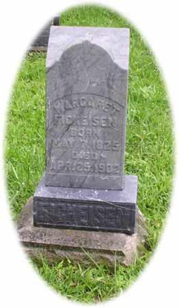FICKEISEN, MARGARET - Washington County, Ohio | MARGARET FICKEISEN - Ohio Gravestone Photos