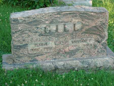 GILL, WILLIAM E. - Washington County, Ohio | WILLIAM E. GILL - Ohio Gravestone Photos