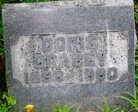 GRACEY, DORIS - Washington County, Ohio | DORIS GRACEY - Ohio Gravestone Photos