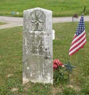 GRANT, DANIEL - Washington County, Ohio | DANIEL GRANT - Ohio Gravestone Photos