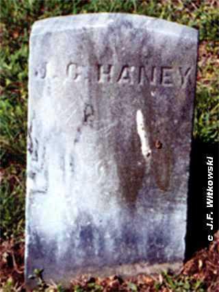 "HANEY, JOSEPH CYRUS ""JOSIAH"" - Washington County, Ohio | JOSEPH CYRUS ""JOSIAH"" HANEY - Ohio Gravestone Photos"