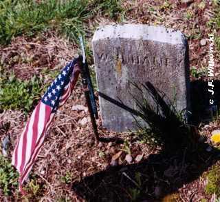 HANEY, WILLIAM HENRY - Washington County, Ohio | WILLIAM HENRY HANEY - Ohio Gravestone Photos
