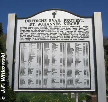 HENNIGER, MARTA DORTHEA - Washington County, Ohio | MARTA DORTHEA HENNIGER - Ohio Gravestone Photos