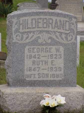 HILDEBRAND, INFANT SON - Washington County, Ohio | INFANT SON HILDEBRAND - Ohio Gravestone Photos