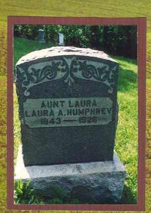 HUMPHREY, LAURA A. - Washington County, Ohio   LAURA A. HUMPHREY - Ohio Gravestone Photos