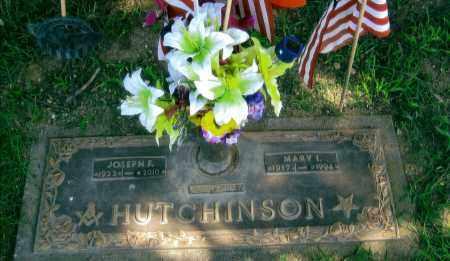 HUTCHINSON, MARY IDA - Washington County, Ohio | MARY IDA HUTCHINSON - Ohio Gravestone Photos