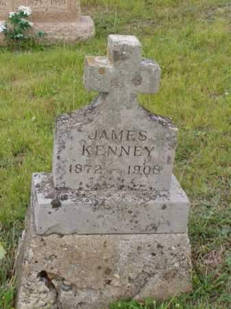 KENNEY, JAMES - Washington County, Ohio   JAMES KENNEY - Ohio Gravestone Photos