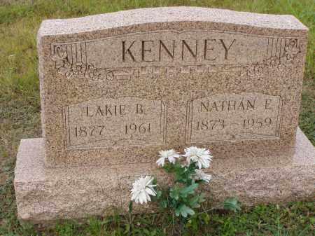 KENNEY, NATHAN E. - Washington County, Ohio | NATHAN E. KENNEY - Ohio Gravestone Photos