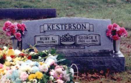 BUCKNER KESTERSON, RUBY L. - Washington County, Ohio   RUBY L. BUCKNER KESTERSON - Ohio Gravestone Photos