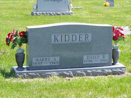 KIDDER, DAISY R. - Washington County, Ohio | DAISY R. KIDDER - Ohio Gravestone Photos