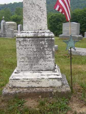 MASON, RICHARD - Washington County, Ohio | RICHARD MASON - Ohio Gravestone Photos