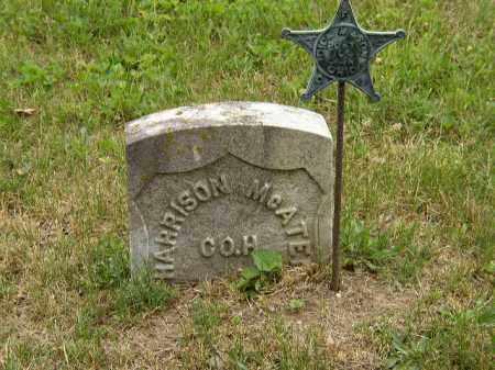 MCATEE, HARRISON - Washington County, Ohio | HARRISON MCATEE - Ohio Gravestone Photos