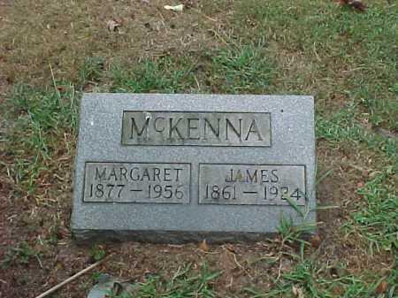 MCKENNA, JAMES - Washington County, Ohio   JAMES MCKENNA - Ohio Gravestone Photos