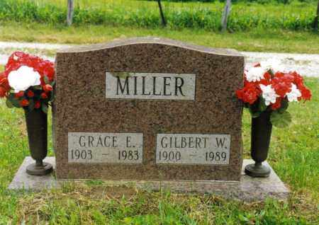 MILLER, GILBERT - Washington County, Ohio | GILBERT MILLER - Ohio Gravestone Photos