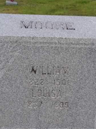 MOORE, WILLIAM - Washington County, Ohio | WILLIAM MOORE - Ohio Gravestone Photos