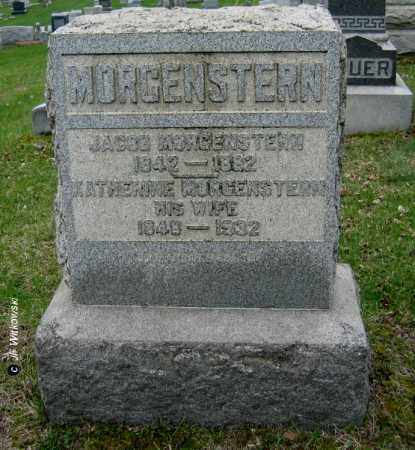 MORGENSTERN, KATHERINE - Washington County, Ohio | KATHERINE MORGENSTERN - Ohio Gravestone Photos