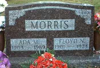 MORRIS, ADA MARIE - Washington County, Ohio   ADA MARIE MORRIS - Ohio Gravestone Photos