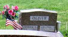 OLIVER, PATRICK ANTHONY - Washington County, Ohio | PATRICK ANTHONY OLIVER - Ohio Gravestone Photos