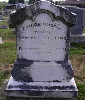 COLE O'NEAL, EUNICE - Washington County, Ohio | EUNICE COLE O'NEAL - Ohio Gravestone Photos