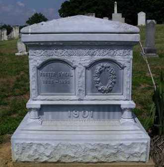 O'NEAL, FOSTER - Washington County, Ohio | FOSTER O'NEAL - Ohio Gravestone Photos