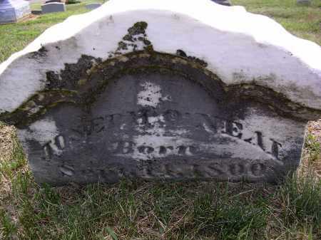 O'NEAL, JOSEPH - Washington County, Ohio | JOSEPH O'NEAL - Ohio Gravestone Photos