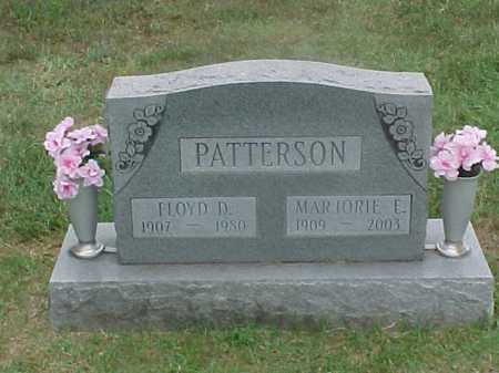 PATTERSON, FLOYD - Washington County, Ohio | FLOYD PATTERSON - Ohio Gravestone Photos