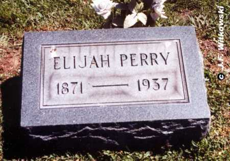 PERRY, ELIJAH - Washington County, Ohio | ELIJAH PERRY - Ohio Gravestone Photos