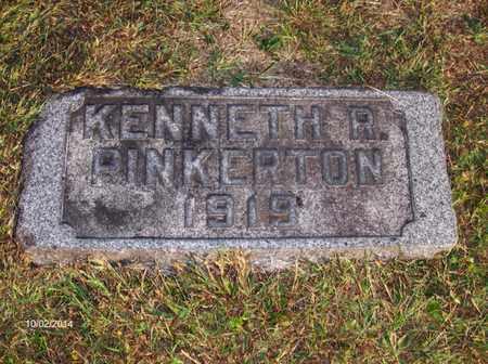 PINKERTON, KENNETH - Washington County, Ohio   KENNETH PINKERTON - Ohio Gravestone Photos