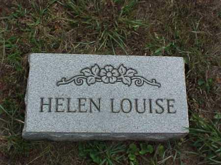 POLEN, HELEN LOUISE - Washington County, Ohio | HELEN LOUISE POLEN - Ohio Gravestone Photos