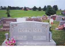 POTTMEYER, HELEN C - Washington County, Ohio | HELEN C POTTMEYER - Ohio Gravestone Photos