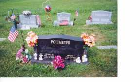POTTMEYER, HENRY G - Washington County, Ohio | HENRY G POTTMEYER - Ohio Gravestone Photos