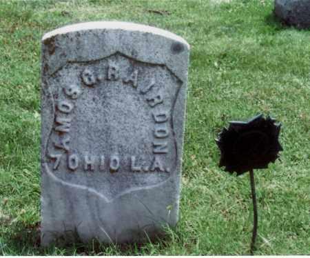 G RAIRDON, AMOS - Washington County, Ohio | AMOS G RAIRDON - Ohio Gravestone Photos