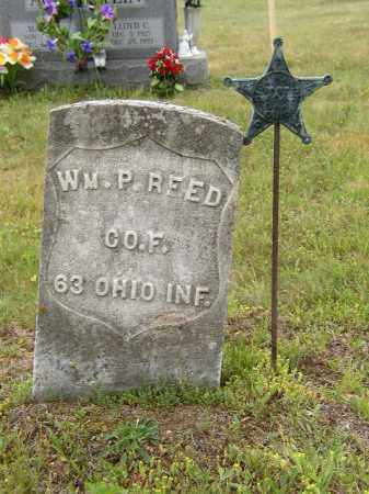 REED, WILLIAM - Washington County, Ohio | WILLIAM REED - Ohio Gravestone Photos