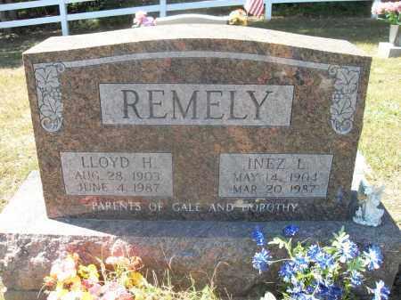 REMELY, LLOYD H. - Washington County, Ohio | LLOYD H. REMELY - Ohio Gravestone Photos