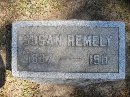 REMELY, SUSAN - Washington County, Ohio | SUSAN REMELY - Ohio Gravestone Photos