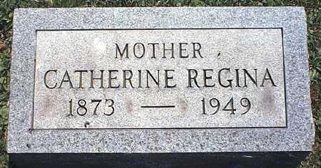 HOLDEN RODDY, CATHERINE REGINA - Washington County, Ohio | CATHERINE REGINA HOLDEN RODDY - Ohio Gravestone Photos
