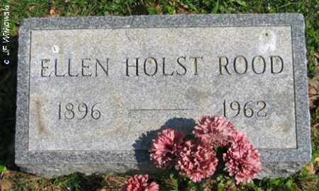 HOLST ROOD, ELLEN - Washington County, Ohio | ELLEN HOLST ROOD - Ohio Gravestone Photos