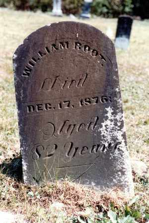 ROOT, WILLIAM - Washington County, Ohio | WILLIAM ROOT - Ohio Gravestone Photos
