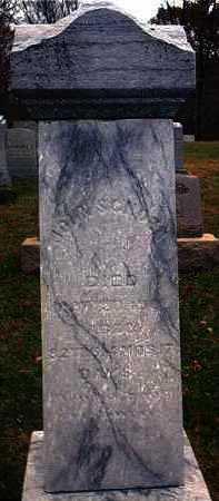 SCHOEN, JOHN - Washington County, Ohio | JOHN SCHOEN - Ohio Gravestone Photos
