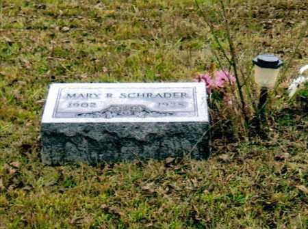 MCGREW SCHRADER, MARY REBECCA - Washington County, Ohio | MARY REBECCA MCGREW SCHRADER - Ohio Gravestone Photos