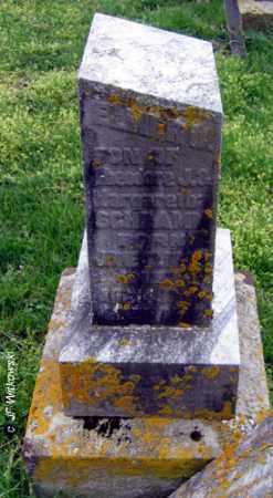 SCHRAMM, ELMER D. - Washington County, Ohio | ELMER D. SCHRAMM - Ohio Gravestone Photos