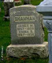 SHAWHAN, JAMES M. - Washington County, Ohio | JAMES M. SHAWHAN - Ohio Gravestone Photos
