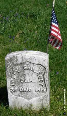 SHOCKLEY, HENRY - Washington County, Ohio | HENRY SHOCKLEY - Ohio Gravestone Photos