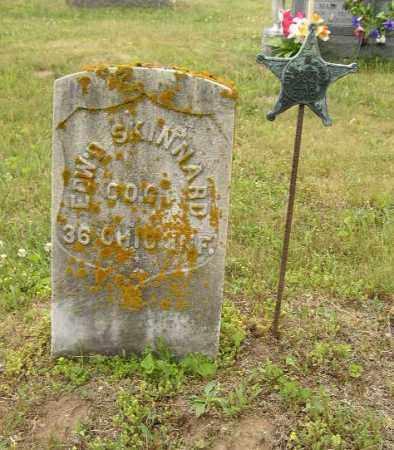 SKINNARD, EDWARD - Washington County, Ohio   EDWARD SKINNARD - Ohio Gravestone Photos