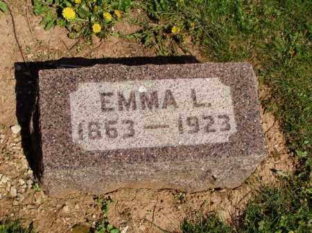 LAMB SMITH, EMMA CHRISTIANNA - Washington County, Ohio   EMMA CHRISTIANNA LAMB SMITH - Ohio Gravestone Photos