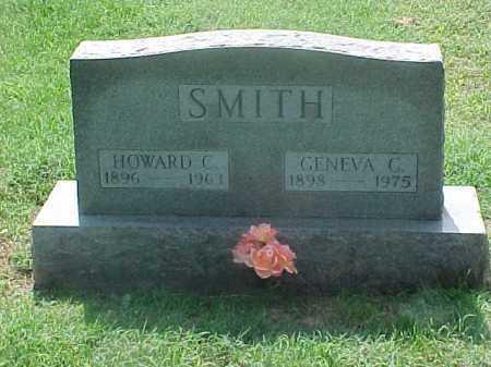 SMITH, HOWARD - Washington County, Ohio   HOWARD SMITH - Ohio Gravestone Photos